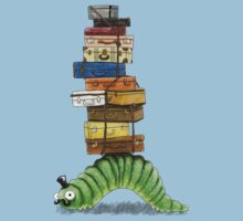 Monsieur Caterpillar Goes Travelling by AParry