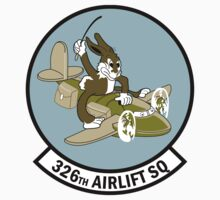 326th Airlift Squadron by VeteranGraphics