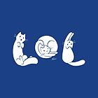 LOL cats by DianaSprinkle