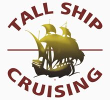 Tall Ship Cruising Adventures by Vy Solomatenko