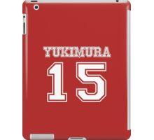 Yukimura 15 iPad Case/Skin