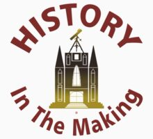 History In The Making by Vy Solomatenko