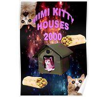 Mimi Kitty Houses 2000 Poster