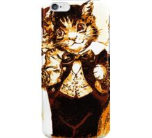 Wee Three Cats iPhone Case/Skin