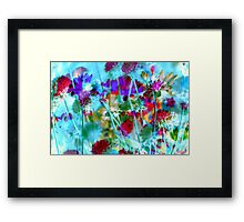 Secret Garden II Framed Print