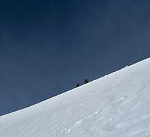 on the glacier by kippis