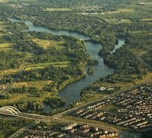 High Above The Ottawa River © by © Hany G. Jadaa © Prince John Photography