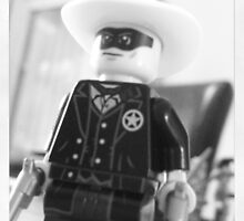 Lego Lone Ranger by MonkeyFondue