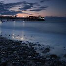 Twilight: Cromer Pier, Norfolk, United Kingdom by Ursula Rodgers Photography