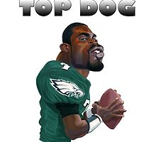 Michael Vick by Ohiogiant