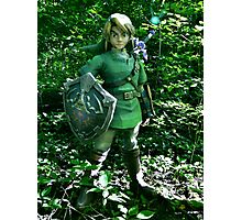 The Legend of Link Photographic Print