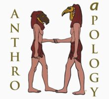 An Anthro Apology Greeting by Vy Solomatenko