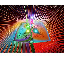 SplitsCylVania 19: The Fifth Element  (UF0329) Photographic Print