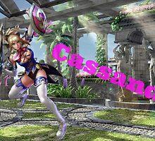 Soul Calibur (Cassandra) by case2014