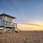 Santa Monica Sunset #3 by Firesuite