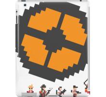 Pixel Fortress 2 - Red iPad Case/Skin