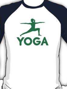 Yoga sports woman T-Shirt