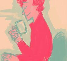 Sherlock Holmes  by mcfoily