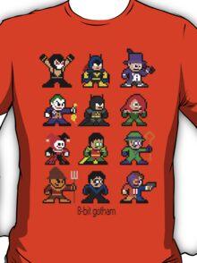 8-bit Gotham T-Shirt