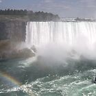 Mighty Niagara by Marylou Badeaux