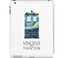 """""""Vincent and the Doctor"""" iPad Case/Skin"""