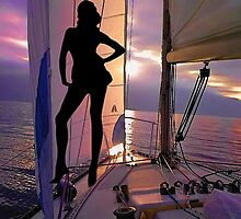 ☝ ☞ SAILING WITH A VIEW FANTASY VACATION -  PICTURE/CARD ☝ ☞ by ╰⊰✿ℒᵒᶹᵉ Bonita✿⊱╮ Lalonde✿⊱╮