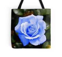 Only When the Moon Is Blue... Tote Bag