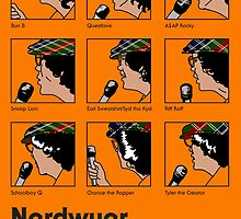 Nine Nardwuars by thetimbrown