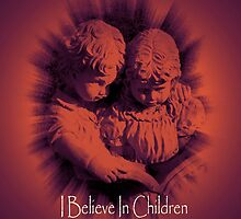 Pray For Children Around The World by Marie Sharp