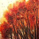 Autumn Blaze by © Linda Callaghan