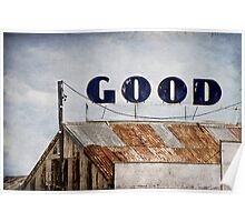 the good shed Poster