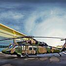 Blackhawk Hangar by scottimages