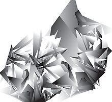 Gray Geometric by RickRoll