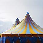 Circus Tents by Karen E Camilleri