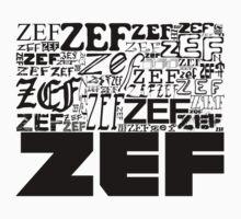 ZEFZEFZEF by jerasky
