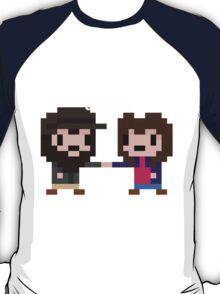 8-bit Game Grumps Fistbump T-Shirt