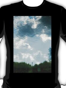 Clouds in River T-Shirt