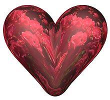 Rose heart by Jicha