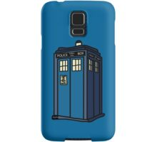 Public Call Box Samsung Galaxy Case/Skin