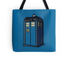 Public Call Box Tote Bag
