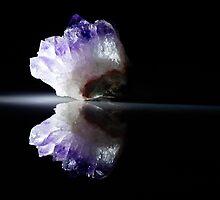 Amethyst Crystal  by JonKing