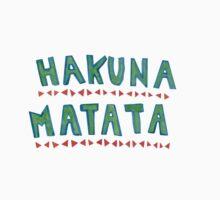 Hakuna Matata by zahrxaa