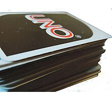 UNO Photographic Print