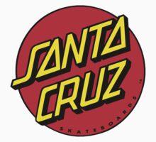 Santa Cruz by zahrxaa