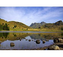 Peaceful Waters - Blea Tarn Photographic Print