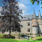 Spontin Castle by 242Digital