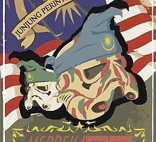 stormtrooper 57th Merdeka special  by zaloco