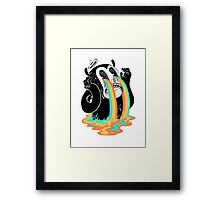 I SEE COLOURS Framed Print