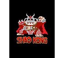 Shao Kong Photographic Print