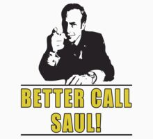 Better Call Saul! by LandoDesign